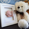 3D Baby Sandstone with photo frame