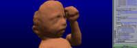 3D Ultrasound converted and cleaned up