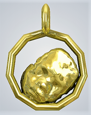 3D Baby Jewel