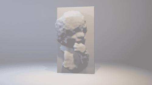 3D Baby Model 2